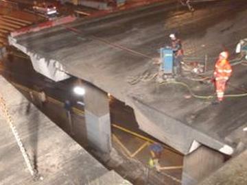 Demoliciones técnicas de hormigón
