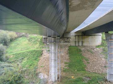 Perforación en puente